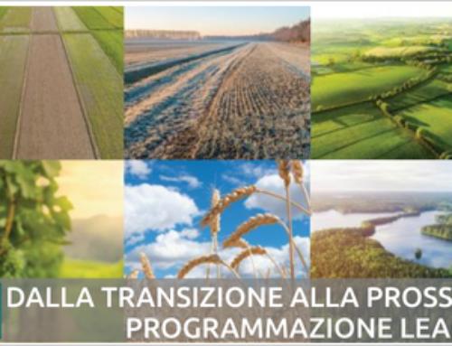 """CICLO DI INCONTRI """"Dalla transizione alla prossima programmazione Leader"""""""